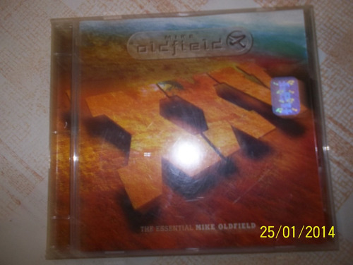 cd mike oldfield the essential