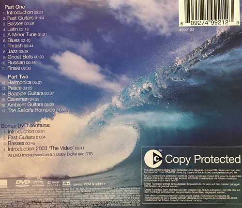 cd mike oldfield tubular bells 2003 cd dvd