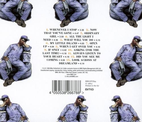 cd : mike & the mechanics - mike & the mechanics m6 (uni...