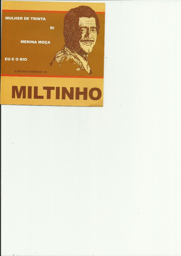 cd miltinho
