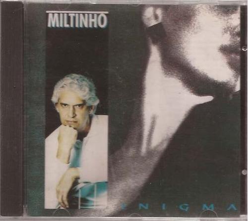 cd miltinho - mpb-4 - enigma - raríssimo