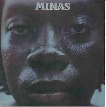 cd milton nascimento - minas - 1975