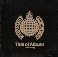 cd ministry of sound title of album sub heading 2007 lacrado