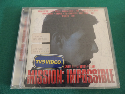 cd mission impossible