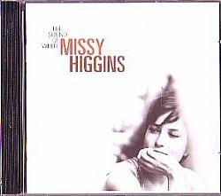 cd missy higgins - the sound of white (novo-aberto)