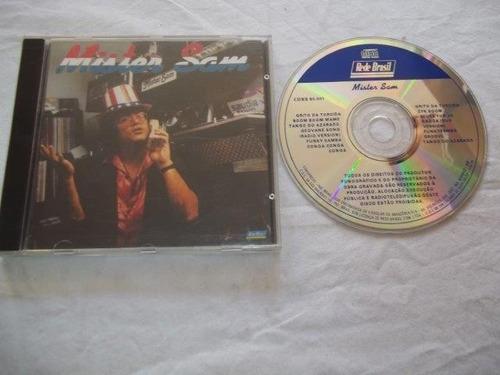 cd - mister sam - rock nacional
