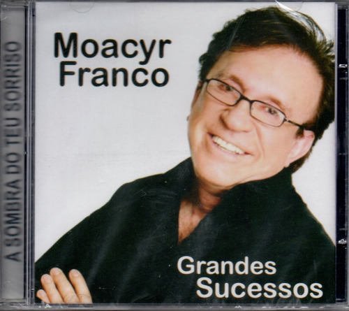 cd moacyr franco - grandes sucessos