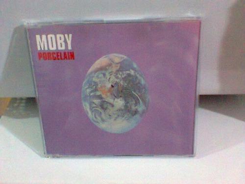 cd moby  / porcelain      (frete gratis)