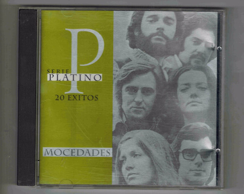 cd mocedades serie platino 20 exitos