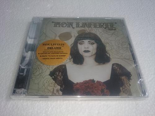 cd - mon laferte - mon laferte - cd + dvd deluxe