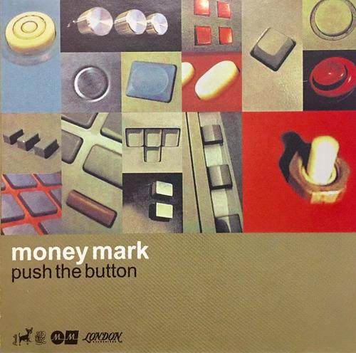 cd money mark push the button importado de estados unidos