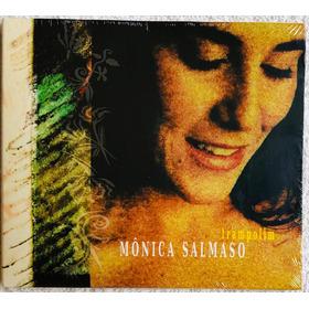 Cd Mônica Salmaso Trampolim (2006) Lacrado Original Raridade