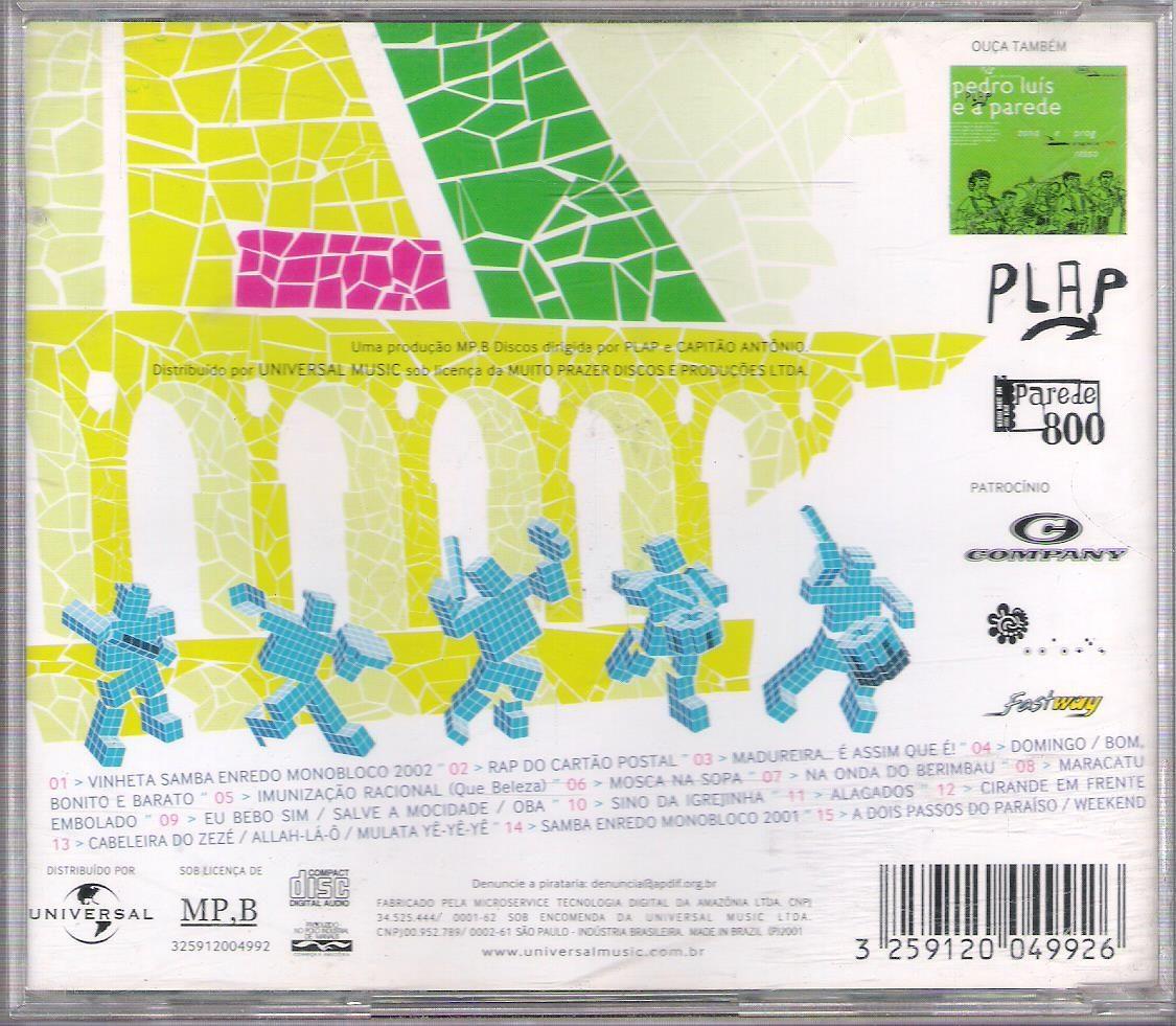 cd monobloco 2002