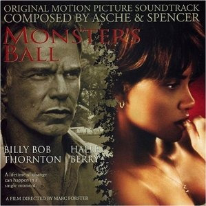 cd monster's ball by asche & spencer (2002) - soundtrack