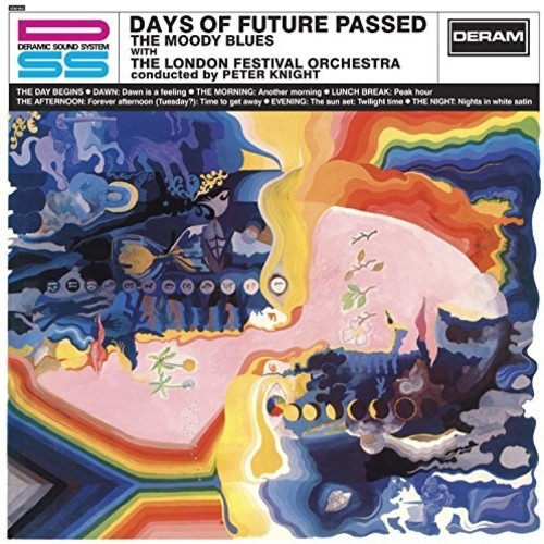 cd moody blues days of future passed