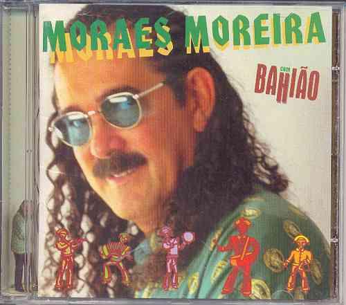 cd moraes moreira - com bahião - 2000