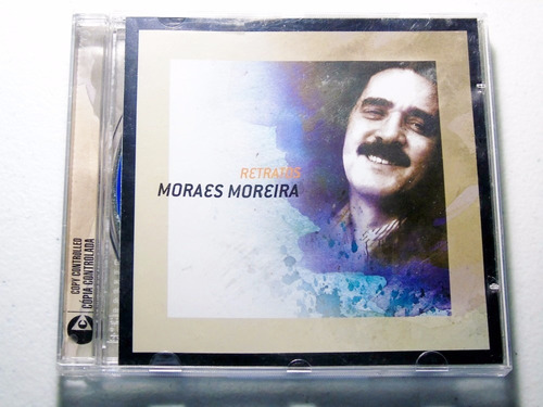 cd moraes moreira retratos original