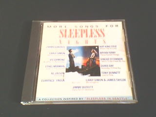 cd more songs for - sleepless nights  (importado)
