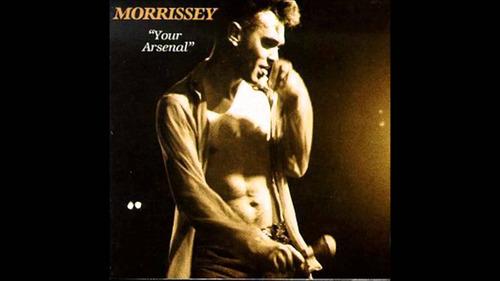 cd-morrissey-your arsenal-nacional-em otimo estado