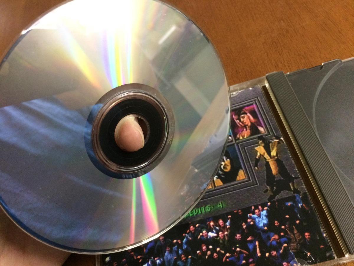 Cd Mortal Kombat The Album 1994 Techno Music Novo