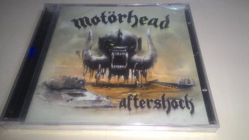 cd motorhead - aftershock