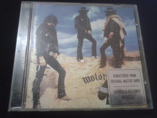 cd motorhead (importado) ¿ ace of spades
