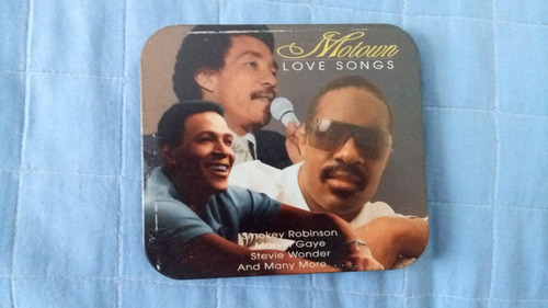 cd motown - love songs (vários)