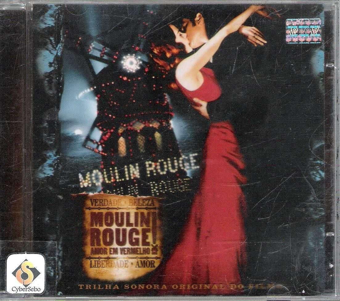 trilha sonora de moulin rouge para