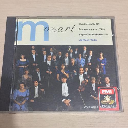 cd mozart - english chambercjamber orchesta