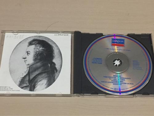 cd mozart: piano concertos 17&18 a andras schiff