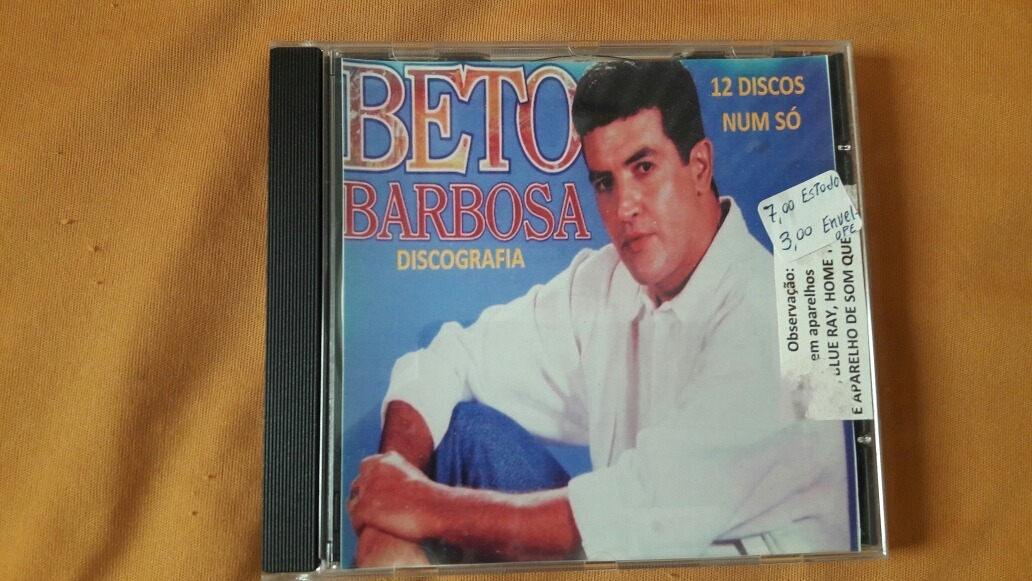 cd mp3 beto barbosa
