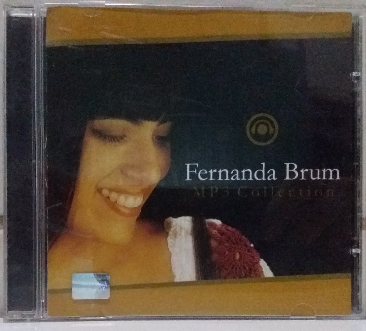 Cd Mp3 Fernanda Brum - Collection | Raro - Mk Music Original