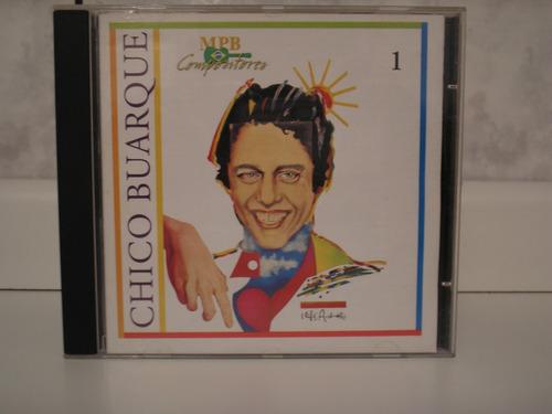 cd mpb compositores - chico buarque