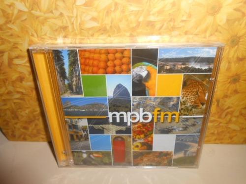 cd mpb fm / coletânea  mpb   -lacrado-  (frete grátis)