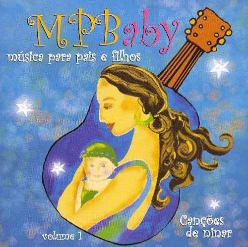 cd mpbaby música para pais e filhos ( canções de ninar ) v.1