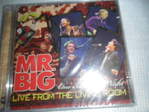Cd Mr Big   Live From The Living Room Part 33