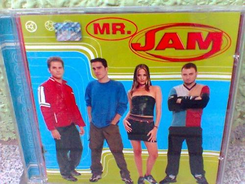 cd mr. jam / supersônico    --  (frete grátis)