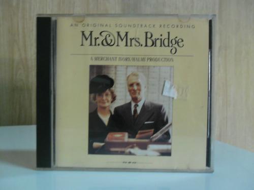 cd mr. & mrs. bridge - an original soundtrack recording