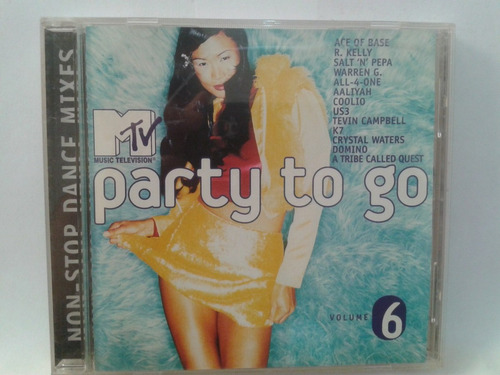 cd mtv party to go v6