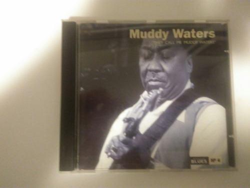 cd muddy waters - they call me muddy waters