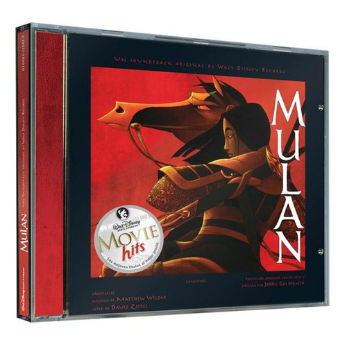cd - mulan