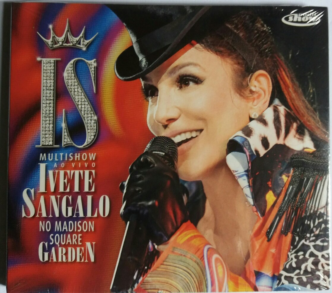 cd ivete sangalo madison square garden