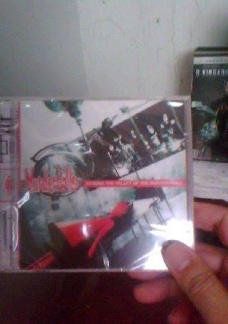 cd murderdolls -beyond the valley of murderdolls -lacrado