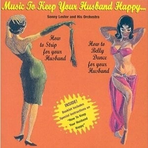 cd music to keep your husband happy (importado)