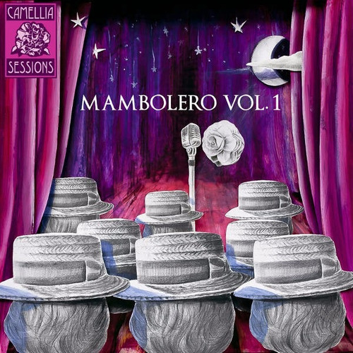 cd música bolero y mambo, mambolero vol.1 (digital)