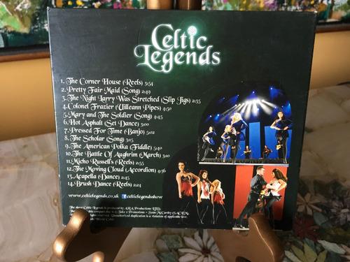 cd música celta