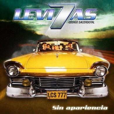 cd música cristiana rock levi7as sin apariencia (digital)