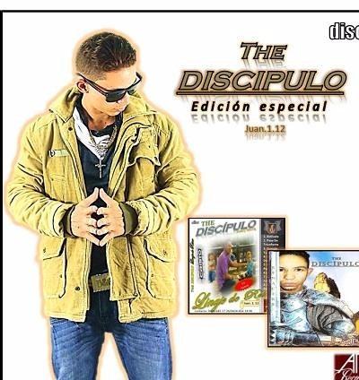 cd música cristiana urbano the discipulo