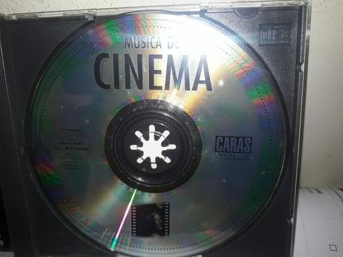 cd música de cinema caras vol.5