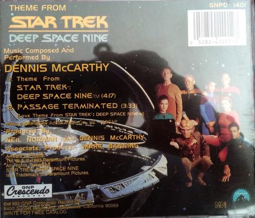 cd musica de stsr trek deep space 9.